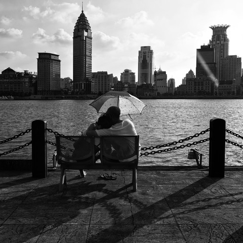 Love with a View - fotokunst von Rob Smith