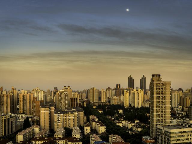 When the moon shines - fotokunst von Rob Smith