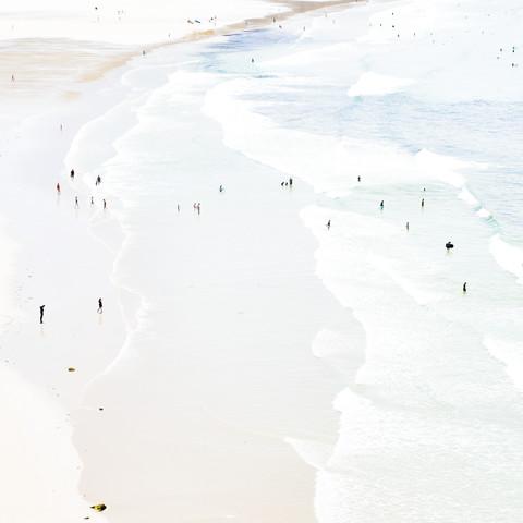 Beach #8 - fotokunst von J. Daniel Hunger