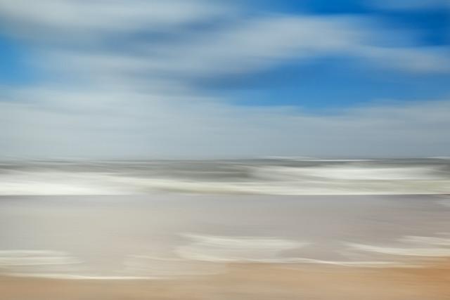 Strandblick - fotokunst von Holger Nimtz