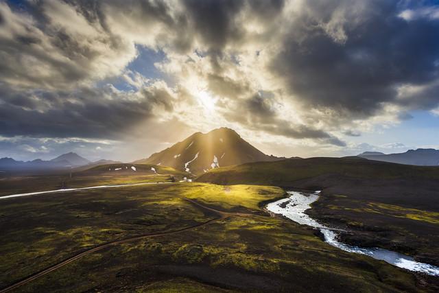 Island Saga XV - fotokunst von Philip Gunkel