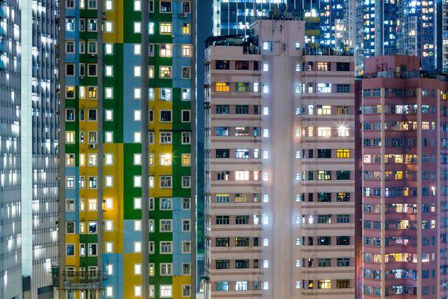 LIVING SPACE - fotokunst von Roman Becker