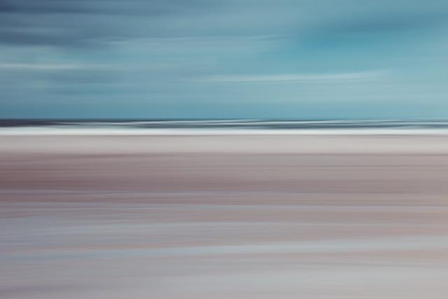 coastline - fotokunst von Holger Nimtz