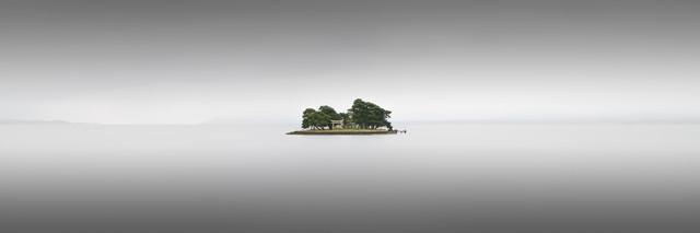 Matsue Torii Japan - fotokunst von Ronny Behnert