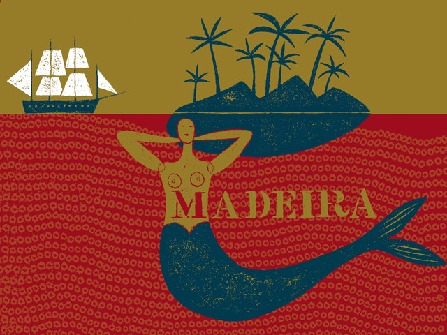 Madeira - fotokunst von Jean-Manuel Duvivier