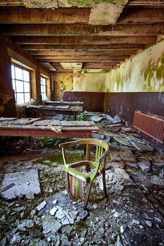The Chair - fotokunst von Sascha Faber