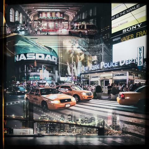 NYC - fotokunst von Ronny Ritschel