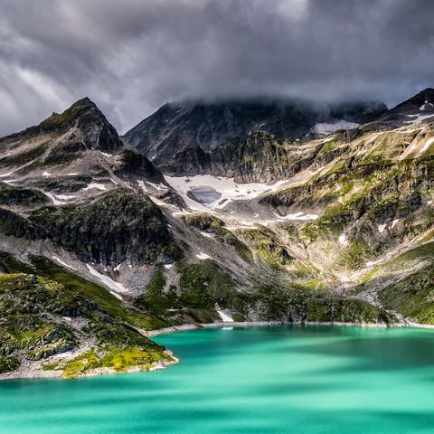 Weißsee - fotokunst von Mikolaj Gospodarek