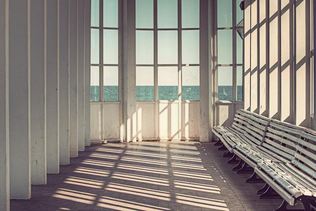 Ostsee - fotokunst von Michael Belhadi