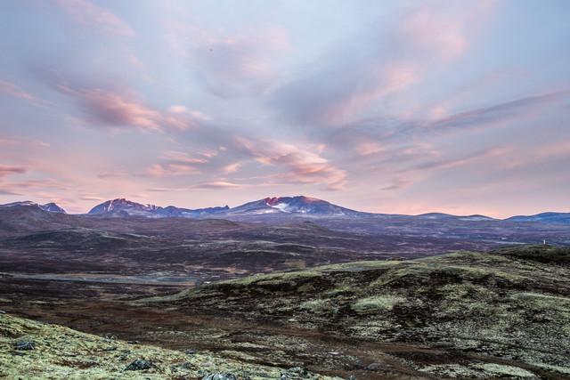 Sonnenaufgang in der Arktis - fotokunst von Christian Göran