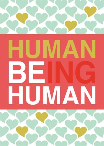 BEING HUMAN 03 - fotokunst von Un-typisch Verena Selbach