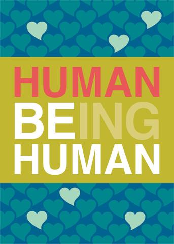 BEING HUMAN 04 - fotokunst von Un-typisch Verena Selbach