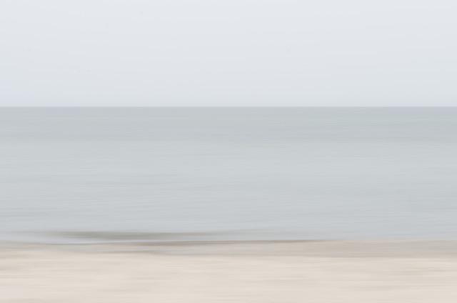 Strand - fotokunst von Gregor Ingenhoven