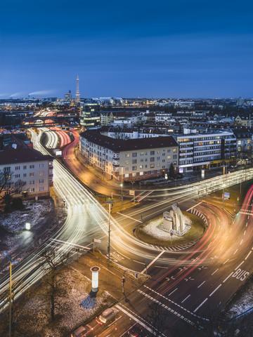 Rathenauplatz Berlin - fotokunst von Ronny Behnert