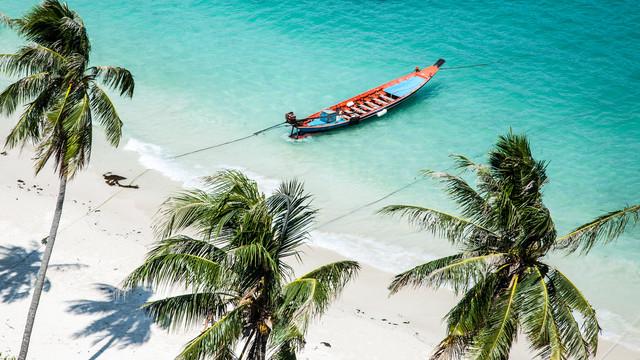 Beach - fotokunst von Sebastian Rost