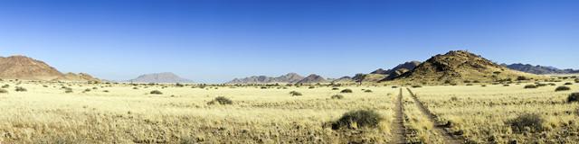 Namibische Impression - fotokunst von Angelika Stern