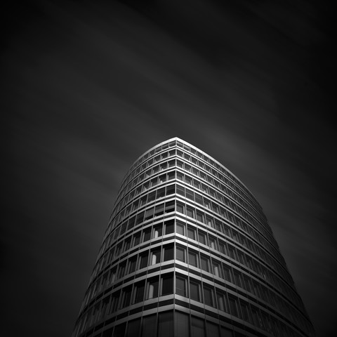 Black:Steel:Glass #4 - fotokunst von Martin Schmidt