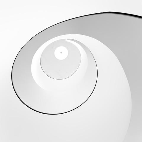 Spirale #1 - fotokunst von Martin Schmidt