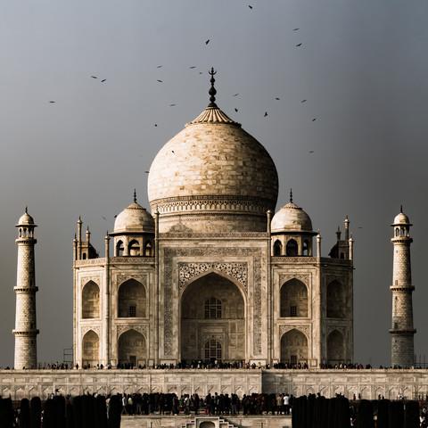 The Taj Mahal - fotokunst von Sebastian Rost