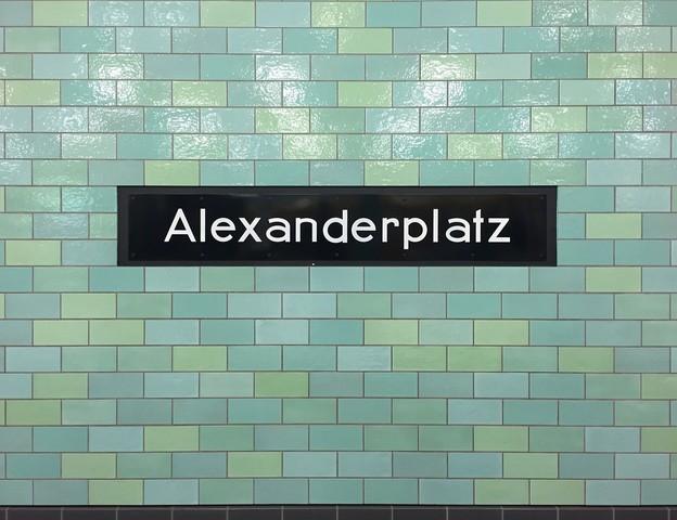 Alexanderplatz - fotokunst von Claudio Galamini