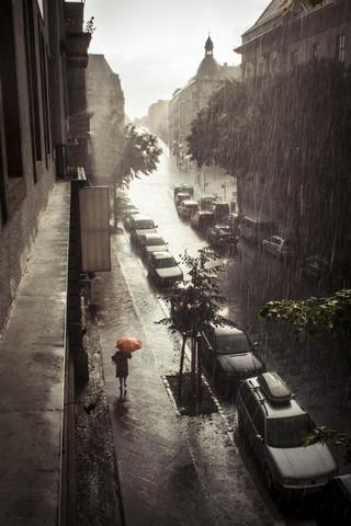 Neukoelln_rain - fotokunst von Florian Büttner