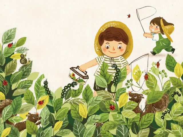 Tea garden - fotokunst von Tingting Chen
