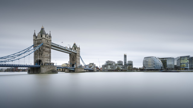 Skyline Study 2 - London - fotokunst von Ronny Behnert