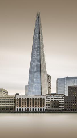 The Shard - London - fotokunst von Ronny Behnert