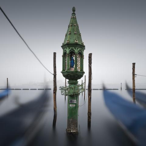 Santo - Venedig - fotokunst von Ronny Behnert