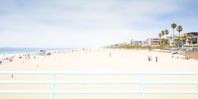Beach #16 - fotokunst von J. Daniel Hunger