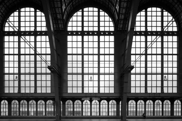 wait - fotokunst von Oliver Buchmann