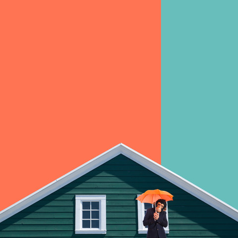 Bicolore - fotokunst von Caterina Theoharidou