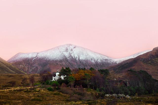 Irgendwo in Schottland - fotokunst von Victoria Knobloch