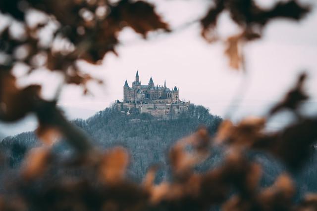 Burg Hohenzollern - fotokunst von Patrick Monatsberger