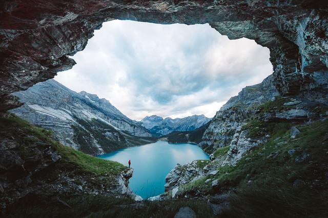 Framed by Nature - fotokunst von Asyraf Syamsul