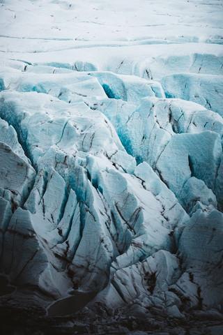 River of Ice - fotokunst von Asyraf Syamsul