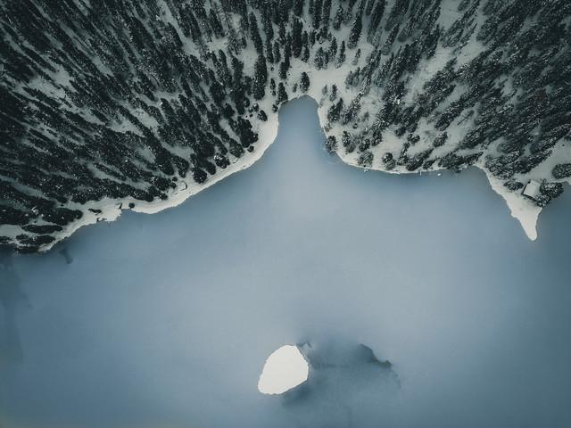 Misurina - fotokunst von Silvio Bergamo