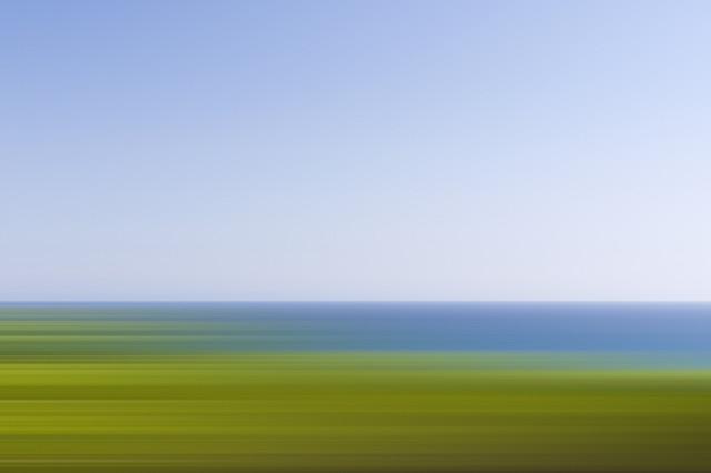 am Meer #3 - fotokunst von Daniel Schoenen
