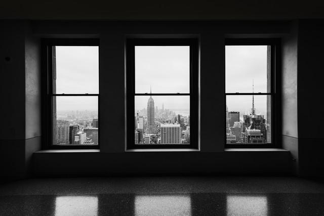 NEW YORK, NEW YORK - fotokunst von Roman Becker