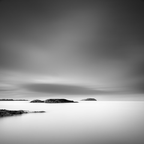 Craigleith from North Berwick, Scotland - fotokunst von Ronnie Baxter