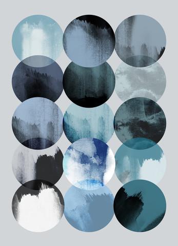 Minimalism 16 X - fotokunst von Mareike Böhmer