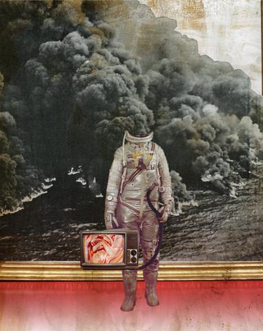 Aus gebrannt - fotokunst von Marko Köppe