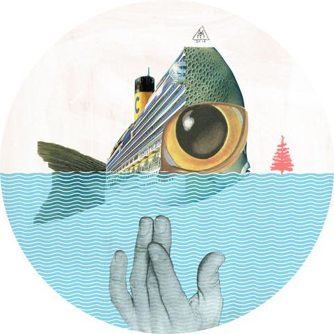 Fish&sChips - fotokunst von Marko Köppe