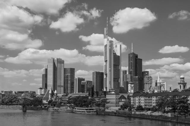 Frankfurt am Main - fotokunst von Stefan Wensing