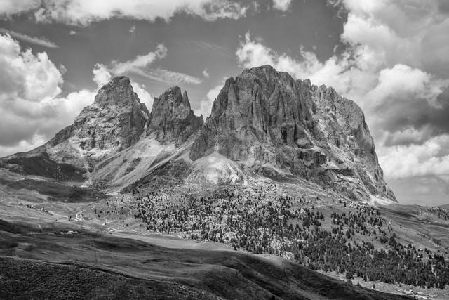 Dolomiten - fotokunst von Stefan Wensing