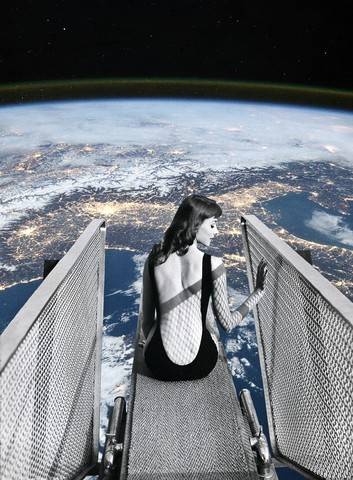 Fortgeschrittene Ebene - fotokunst von Serg Nehaev