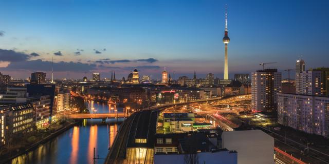 Berline neue Perspektiven - fotokunst von Jean Claude Castor
