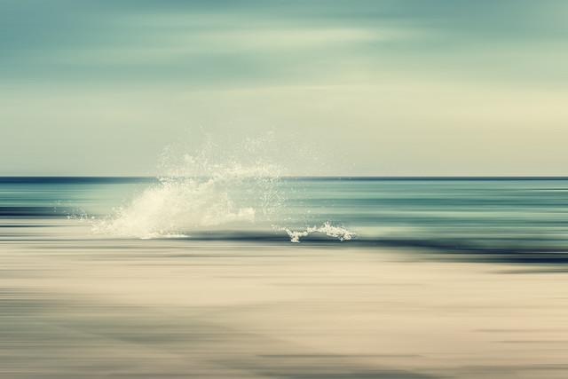 Die Welle - fotokunst von Pascal Deckarm
