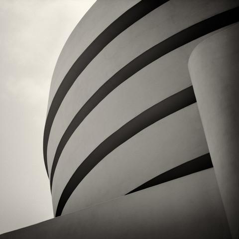 Guggenheim Museum New York, No.1 - fotokunst von Alexander Voss