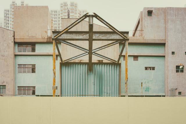 Alte Fabrik II - fotokunst von Pascal Deckarm